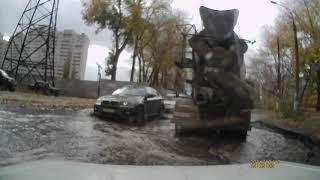 #1. Культура вождения города Воронеж. Из старого.