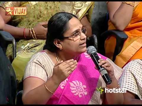 Neeya Naana 12/13/15 - Alltamilshow