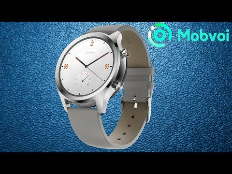 Mobvoi TicWatch C2 Review | Best Budget Wear OS Smartwatch 2019