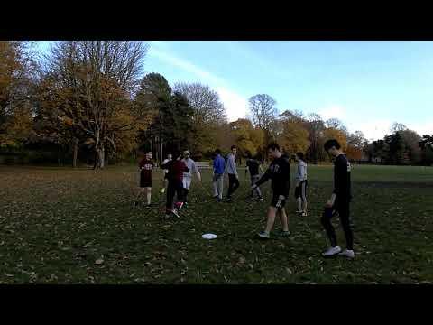 Ultimate Frisbee Pickup @ Bute Park (10/11/2019)