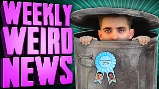 Jacob Wohl's Latest Press Conference Was Literally Garbage - Weekly Weird News