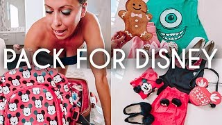 Pack For Disney With Me | Outfits & Accessories Haul