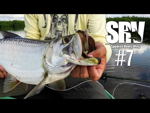 Tarpon and Miami Boat Show - Spooled Reels Vlog - SRV #7