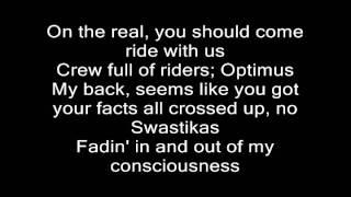 Eminem - Bane Lyrics