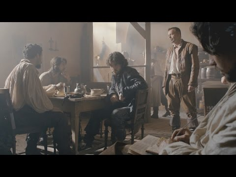 The Musketeers 2.04 (Clip)