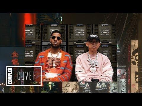 Kid Cudi & NIGO® Talk Streetwear, New Music & Kids See Ghosts 2   Complex Cover