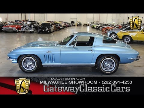 Video of '66 Corvette - MFCK