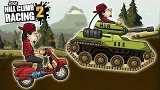 Машинки мультфильмы развивающие супер кубок Hill Climb Racnig 2 Выходим на платиновый уровень