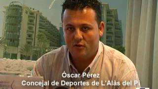 preview picture of video 'SEGUNDO ENCUENTRO DE ESCUELAS DE BAILE EN L´ALFÀS DEL PI'