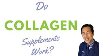 Do Collagen Protein Supplements Make You Look Younger? - Dr. Anthony Youn