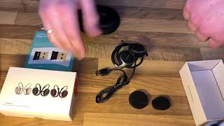 Bluetooth Wireless Kopfhörer Sport - Marathon2 Bluetooth 4.2 Kopfhörer unboxing und Anleitung