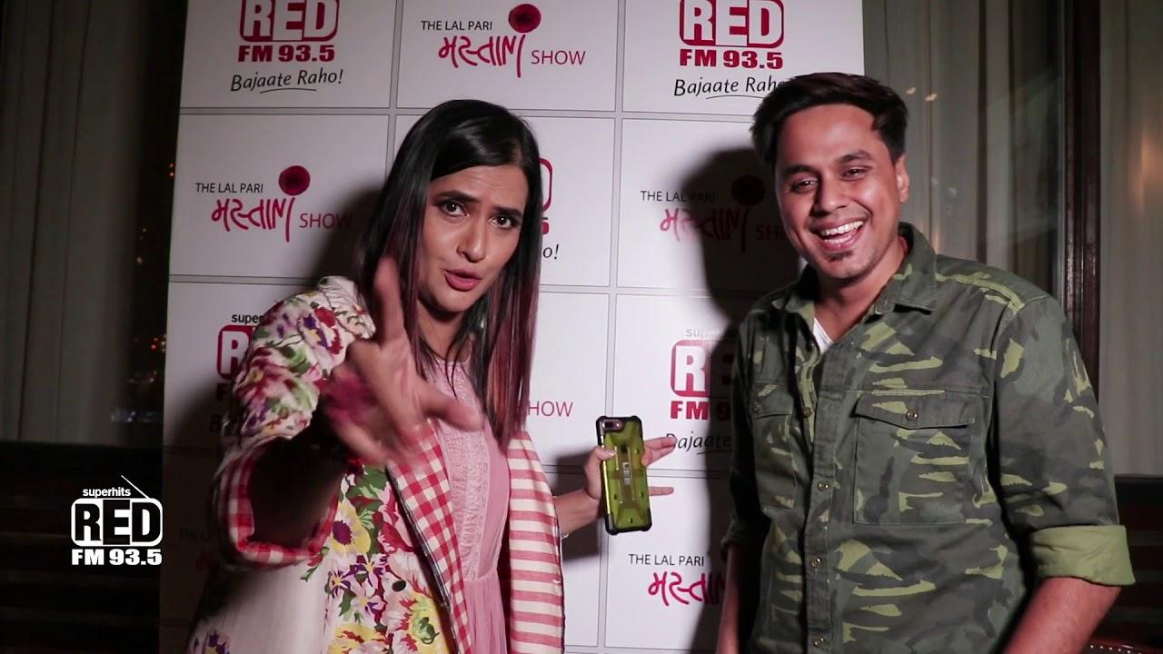 Sona mohapatra with Rj Raunac | Lal Pari Mastani