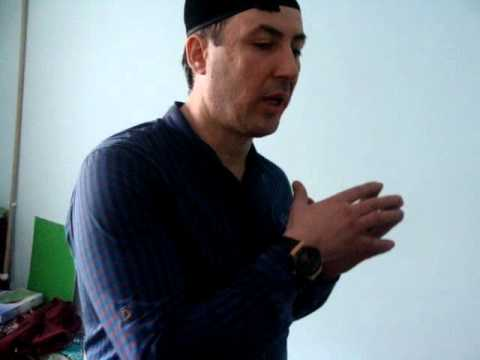 Интервью с Полномочным представителем Главы ЧР в Волгоградской области Абдуллой-Маджид Баймурадовым