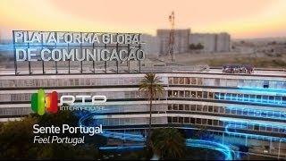 RTP Internacional, sente Portugal.