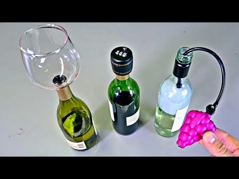 8 Wine Gadgets put to the Test!