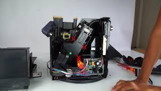 Reparaturvideo Jura Impressa C Linie (hier C60) Brüheinheit wechseln