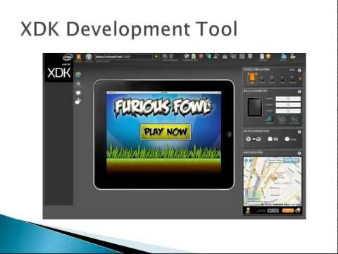 Learn to Build Mobile Apps from Scratch - Chapter 24 - Intel XDK Overview