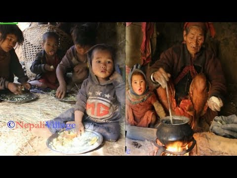 Village poverty life documentary ll Heart touching video ll Primitive life