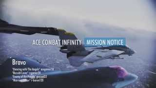 Ace Combat Infinity - Spread Your Wings Trailer