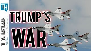 Will Trump Start a War to Stay President?