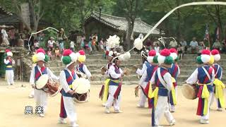 韓流散歩#18韓国民族村の伝統遊技