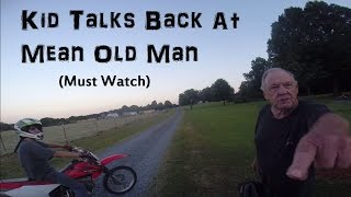 Gambar cover Angry Old Man Yell's At Dirtbiker's!!! (Episode - 5)