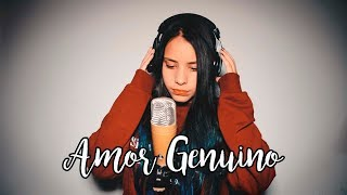 Ozuna   Amor Genuino (Cover By Melanie Espinosa)