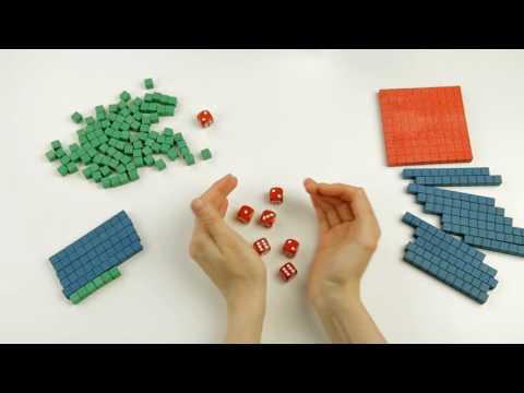 Computandi MINI - Mathe-Lernspiel mit Dienes-Material - SpielundLern.de