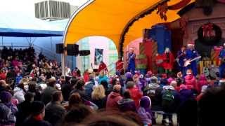 On my way Home by the Imagination Movers at Sesame Place
