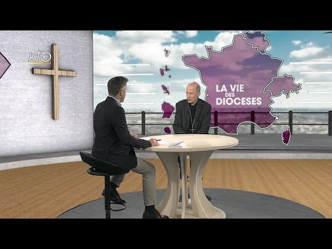 Diocèse de Rennes, Dol et Saint-Malo, avec Mgr Pierre d'Ornellas