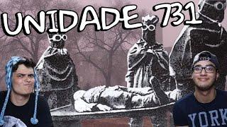 AS EXPERIÊNCIAS HUMANAS DA UNIDADE 731