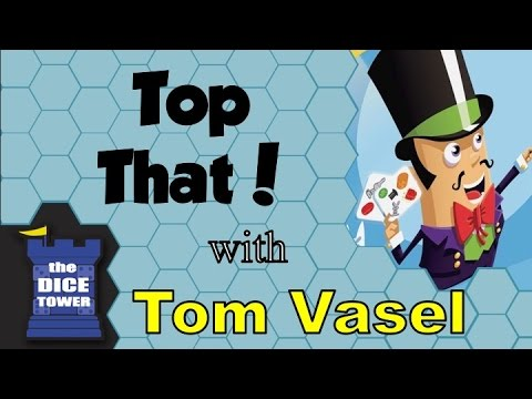 Top That! Review - with Tom Vasel