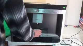 Ремонт кофемашины Siemens TK76K573/07