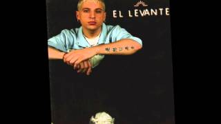 Triste Historia (Audio) - El Levante  (Video)