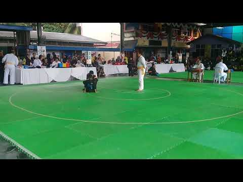 02 GANGSA Putra Pra-Dini Kelas D Muhd Adam FMS vs Danish Irfan KL2 Fighter