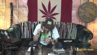 THC episode-300 Humboldt e-nail from brindle farms
