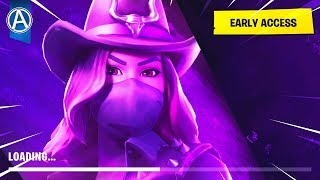 "NEW ""SEASON 6 BATTLE PASS"" SKIN REVEALED! (Fortnite Battle Royale ""LLAMA DJ"" SKIN) 