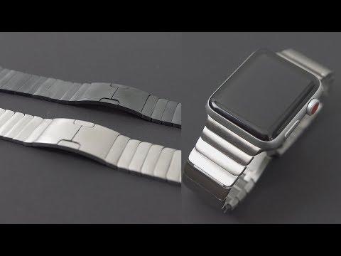 So sparst DU 350€ beim Apple Watch Gliederarmband!