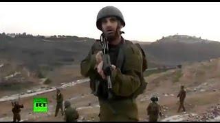Израильские военные убивают безоружных палестинцев
