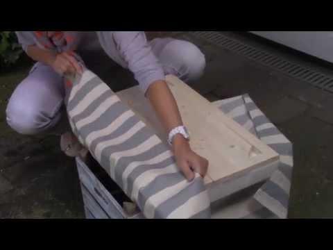 Decorize DIY Sitzbank