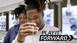 Griffin Twins Treat Their Mom with New Ice | Play It Forward