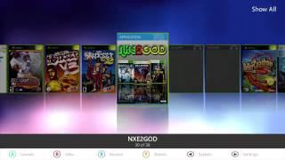 Xbox 360 rgh Guide: How to change Aurora menu background