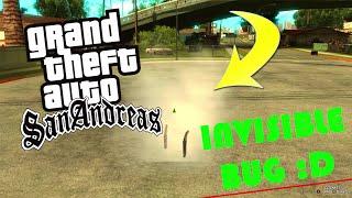 Video Preview GTA SAN ANDREAS INVISIBLE BUG !!!