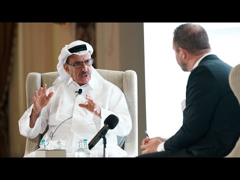<span style='text-align:left;'>At the MENA Annual Conference: Trade, Tech and Talent edition held in November 2019 by The Economist Corporate Network, Network Director Robert Willock interviews Al Habtoor Group's Founding Chairman Khalaf Ahmad Al Habtoor on the Middle East's outlook. Al Habtoor spoke on the cyclical nature of the UAE economy and its operational environment, imbalance in supply and demand, Expo 2020's expected legacy effect, possible taxation models for the country, permanent visas for expats and the changing Saudi Arabia.</span>