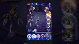 Final Fantasy Record Keeper Ahriman XII
