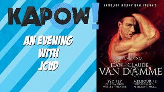 An Evening with Jean-Claude Van Damme