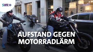 Anwohner gegen Motorradlärm | Zur Sache! Baden-Württemberg