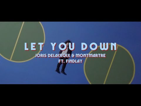 Let You Down cover