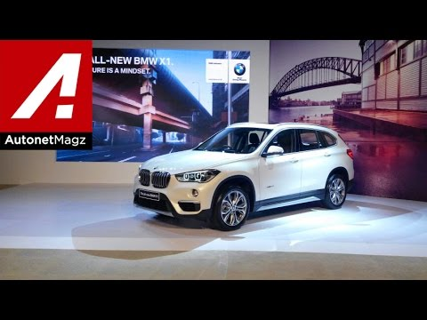 FI Review All New BMW X1 2016 Indonesia by AutonetMagz