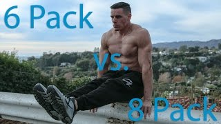 6 Pack vs. 8 Pack (Why You Can't...) | Brendan Meyers
